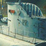Il sommergibile di Torino: uno dei più importanti reperti storico-navali d'Italia