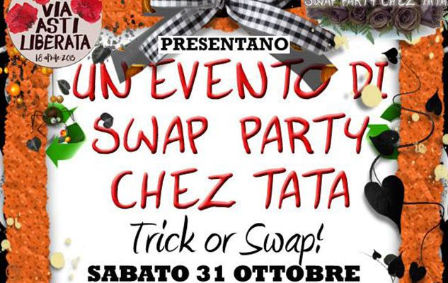 Swap Party – Festa del Baratto