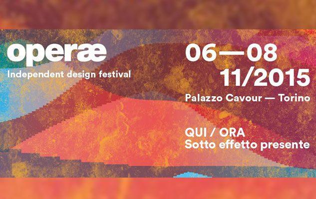 OPERAE – Indipendent Design Festival