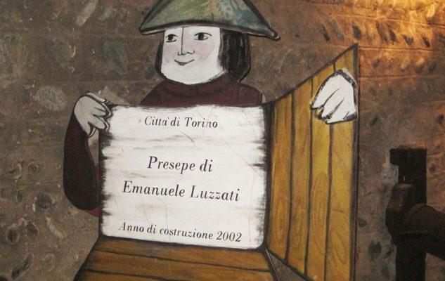 Il presepe di Luzzati al Borgo Medievale