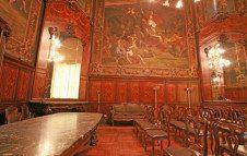La Sala Gonin: un tesoro ottocentesco nascosto a Porta Nuova