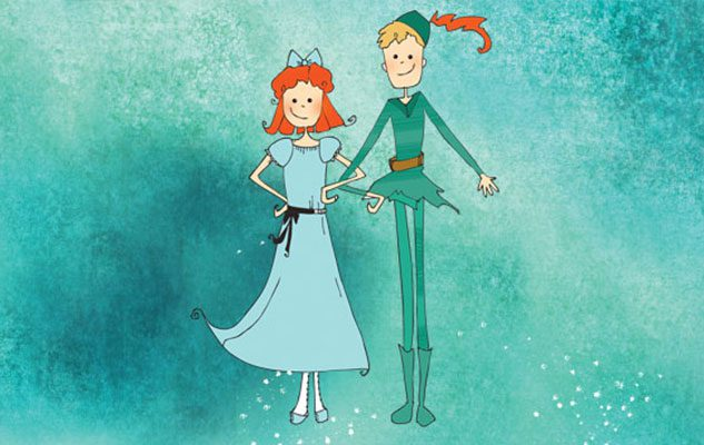 Peter Pan. Il Sogno di Wendy