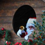 Il Villaggio di Babbo Natale a Rivoli… tra case magiche, folletti e laghetti ghiacciati