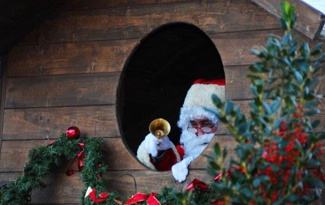 Il Villaggio di Babbo Natale a Rivoli 2019… tra case magiche, folletti e laghetti ghiacciati