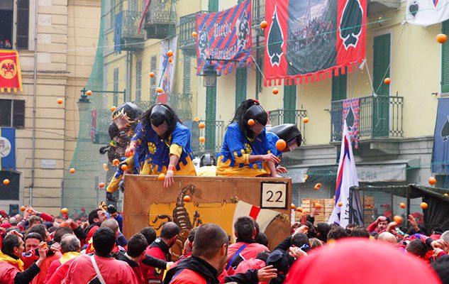 Carnevale di Ivrea 2016