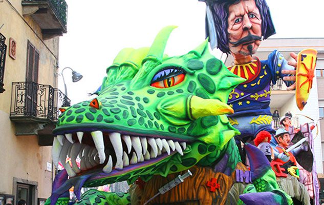 Carnevale Storico di Santhià 2016