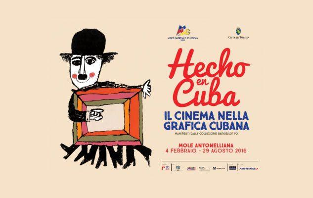 Hecho en Cuba – Il Cinema nella Grafica Cubana