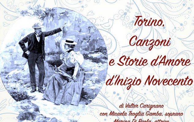 Torino: Canzoni e Storie d'Amore d'inizio Novecento