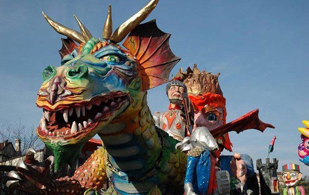 Carnevalando 2016