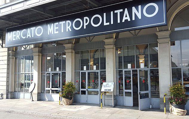 Il Mercato Metropolitano di Torino (Chiuso Definitivamente)