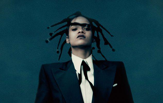 Rihanna – Anti World Tour