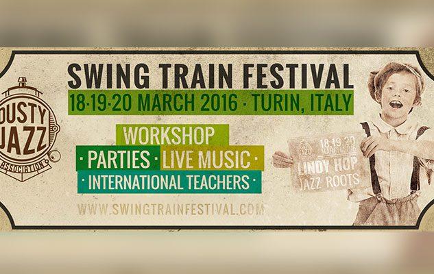 Swing Train Festival 2016