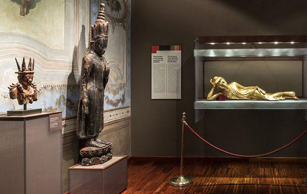 I tesori dell'Asia Meridionale – Visita guidata a Palazzo Madama