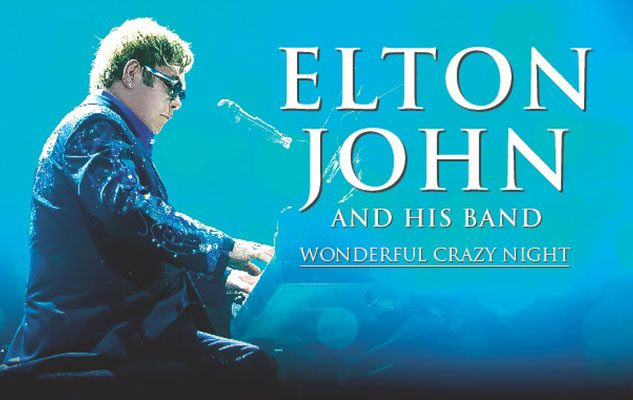 Elton John – Wonderful Crazy Night Tour