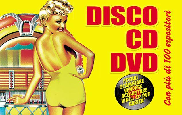 Mostra del disco, del CD e del DVD usato e da collezione