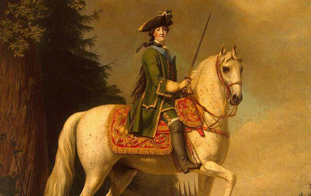 Meraviglie degli Zar – Capolavori dei Romanov dal Palazzo Imperiale di Peterhof