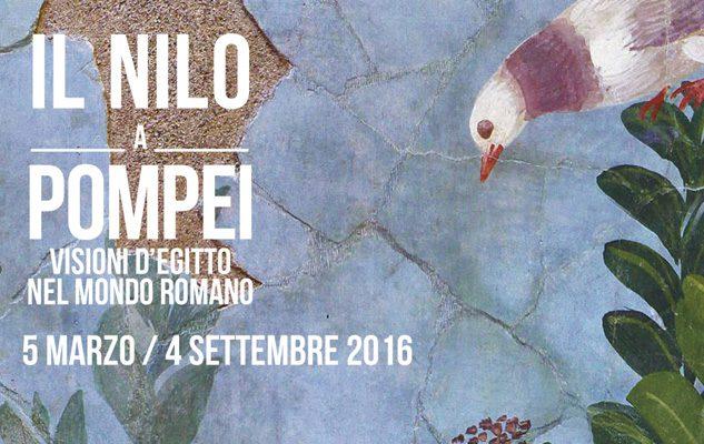 Il Nilo a Pompei – Visioni d'Egitto nel mondo romano