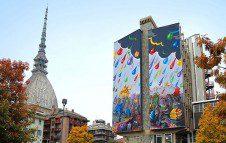Street Art a Torino: il tour tra arte di strada e muralismo contemporaneo