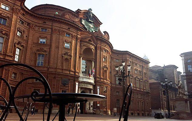 Palazzo Carignano, bellezza barocca nel cuore di Torino