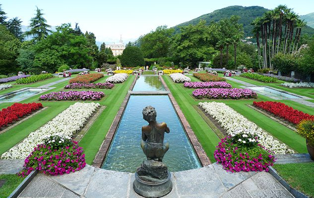 Taranto a Verbania: il giardino più bello d\'Italia e del mondo