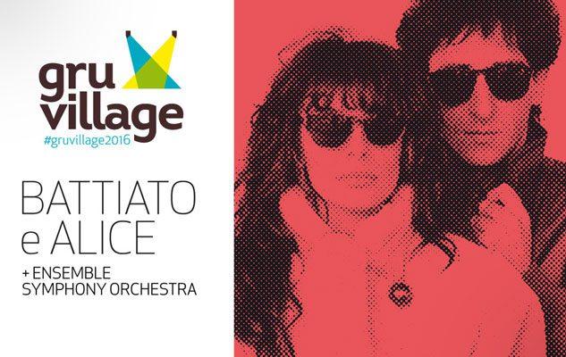 BATTIATO e ALICE + Ensemble Symphony Orchestra