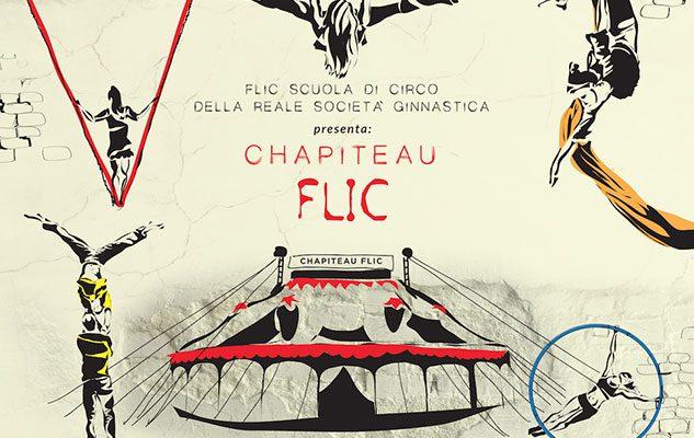 Chapiteau FLIC – Circo Contemporaneo