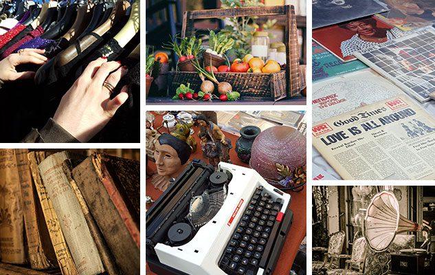 I 10 mercati più belli di Torino tra moda, libri e prodotti del territorio
