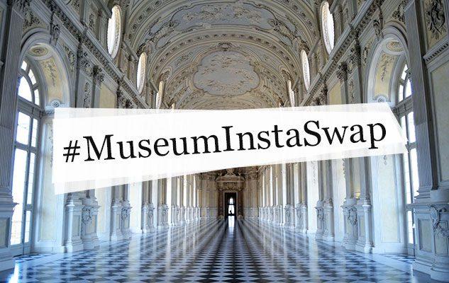 "#MuseumInstaSwap, ""scambio di amorosi"" sensi tra i Musei di Torino"