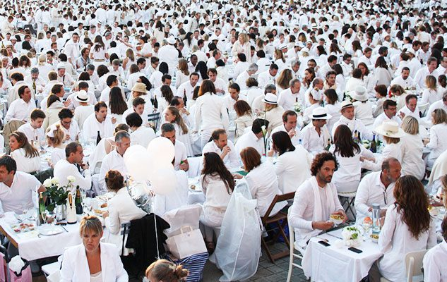 Cena in Bianco – Unconventional Dinner 2016