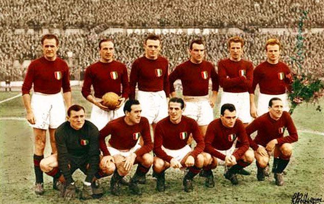 Commemorazione del Grande Torino