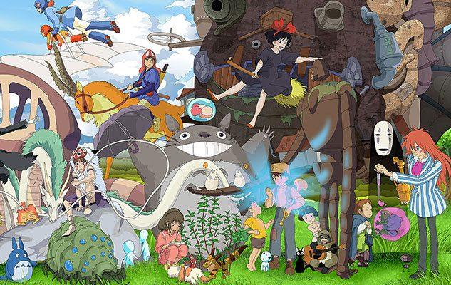 5 giorni con Miyazaki
