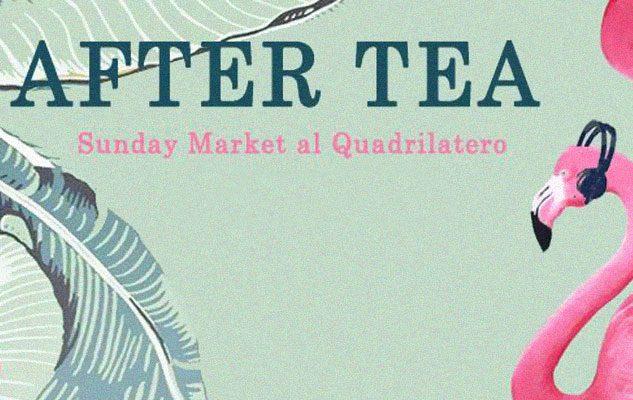 After Tea Sunday Market