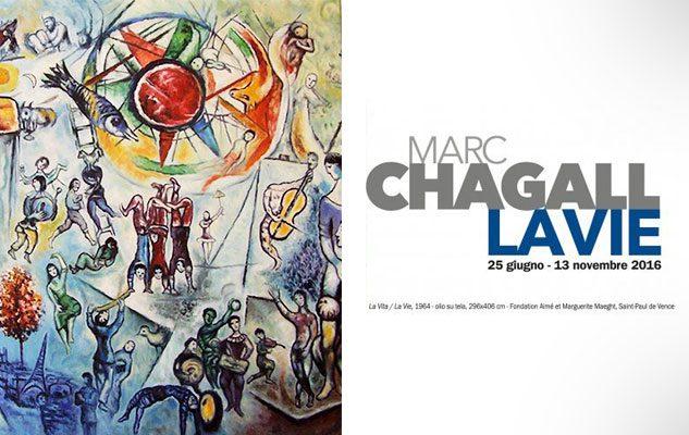 Marc Chagall. La Vie