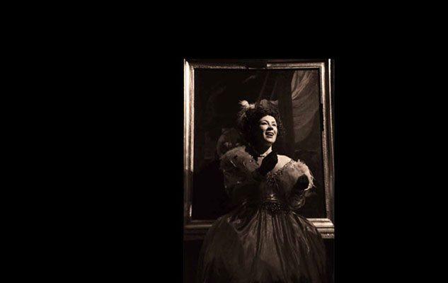 I COLORI DEL TEMPO – Visite teatrali in mostra