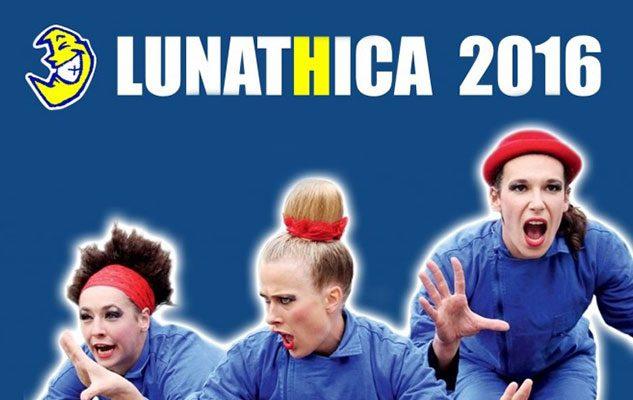 LUNATHICA – Festival Internazionale di Teatro di Strada