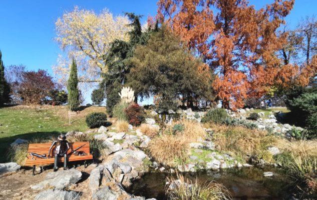 Giardino Roccioso Torino piante