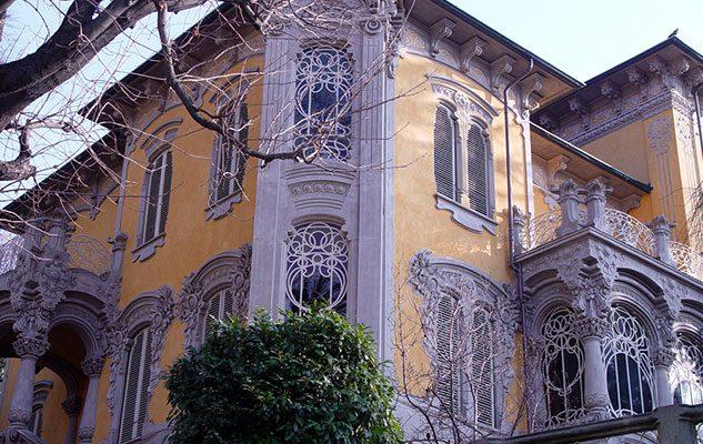 Villa Scott a Torino: la bella e spaventosa casa di Profondo Rosso