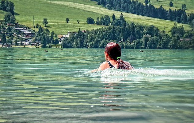 I 7 laghi dove fare il bagno in Piemonte