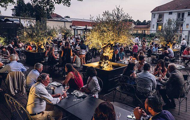 Aperitivo in terrazza a torino 8 locali da non perdere for Ristorante lentini s torino