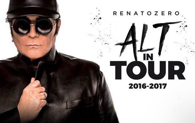 Renato Zero – ALT Tour 2016