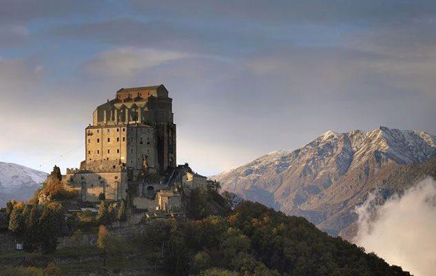 Sacra San Michele Piemonte
