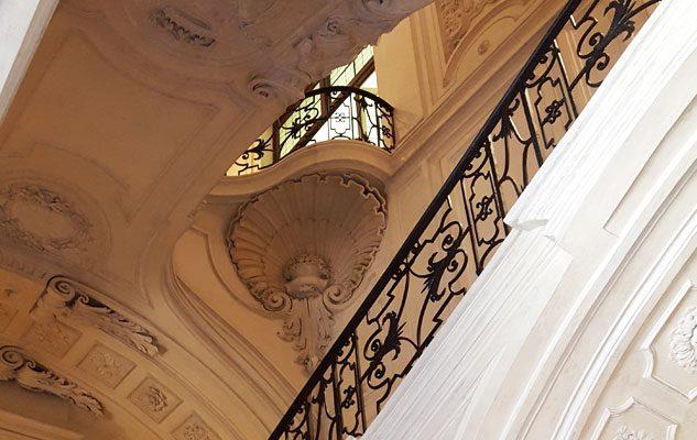 La Scala delle Forbici di Torino… realizzata per il matrimonio di Carlo Emanuele III