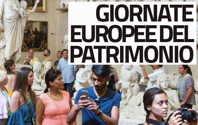 Giornate Europee del Patrimonio 2016: musei ed eventi gratuiti e ad ingresso ridotto