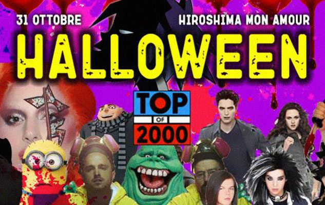Halloween Night speciale TOP of 2000