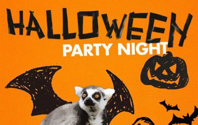 Halloween Party Night allo Zoom