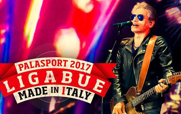 Ligabue – Made in Italy Tour 2017