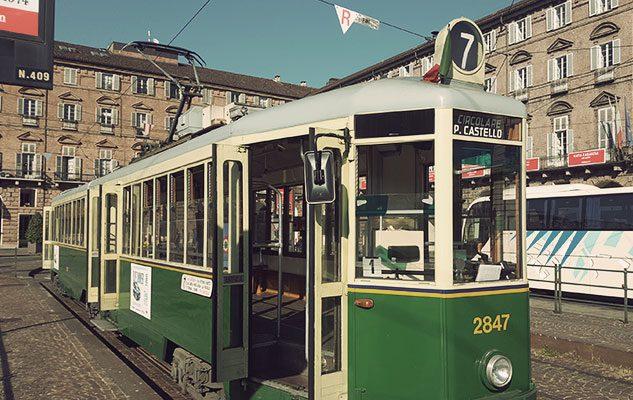 I Luoghi della Torino in Guerra: itinerario a bordo del tram d'epoca