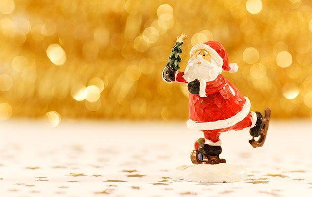 Babbo Natale Vs la Befana – Hockey su ghiaccio