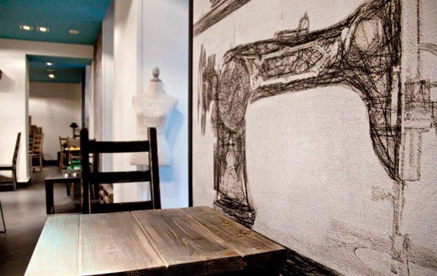 La Credenza Bistrot Torino : Casa gourmet il bistrot con cucina per una cena dai sapori