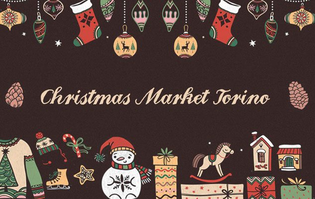 Christmas Market Torino 2016